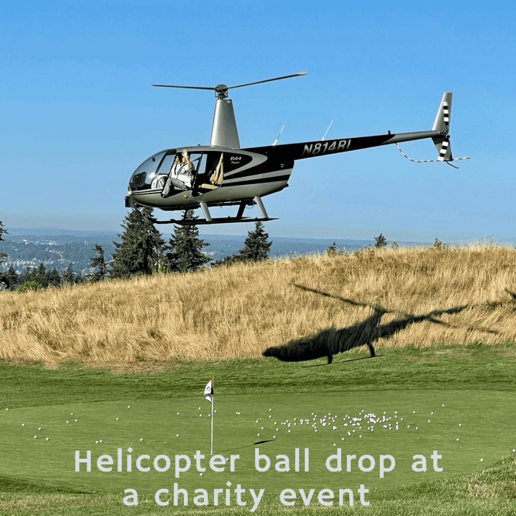 Charity Golf Tournament Massage